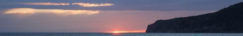 Puesta de Sol en Sant Elm